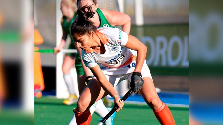 Gurjit Kaur Hockey