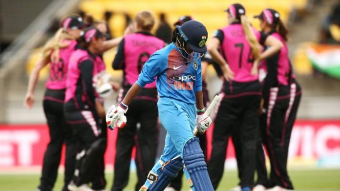 India vs New Zealand Women 1st T20I
