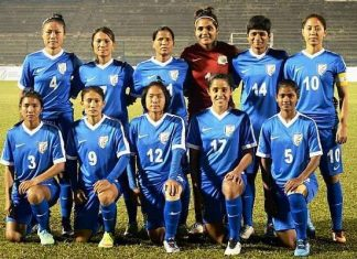 indian women football Gold Cup