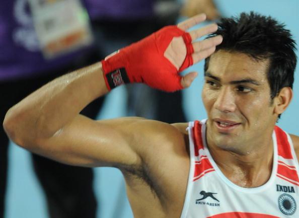 Manoj Kumar Boxing