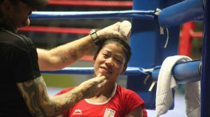 Mary Kom Anti Doping