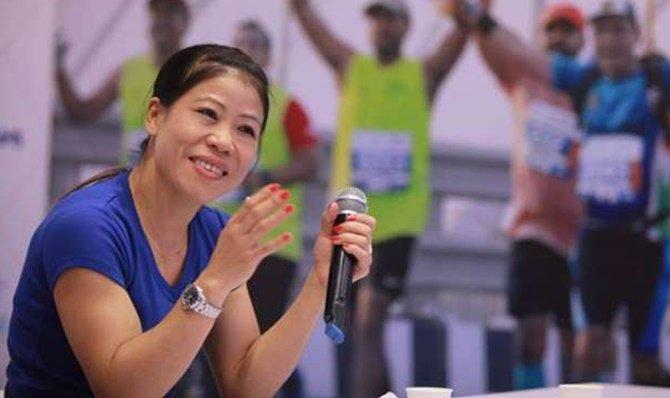 Mary Kom India Olympics