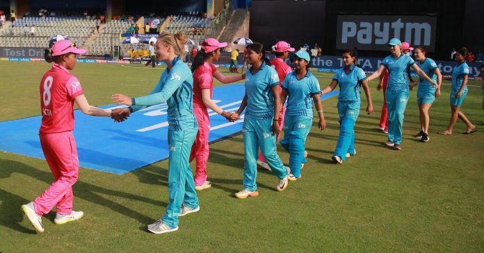women sports leagues India