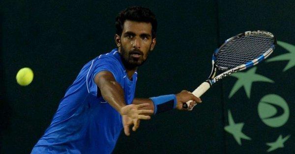 Prajnesh Davis Cup