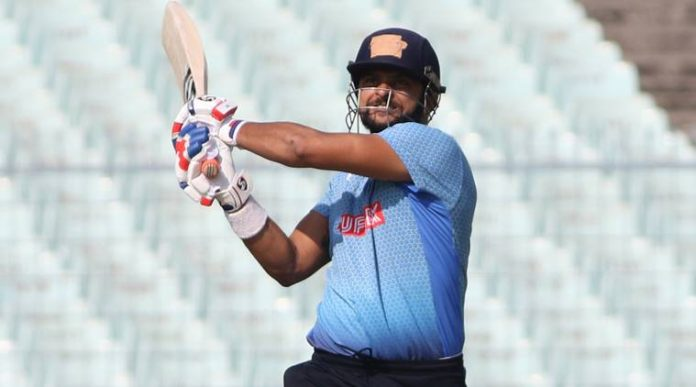 Suresh Raina in T20 cricket