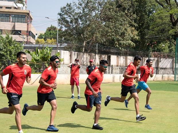 RCB Conditioning Camp Bengaluru