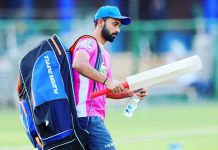 Ajinkya Rahane Biography