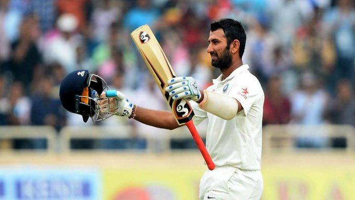Cheteshwar Pujara Biography