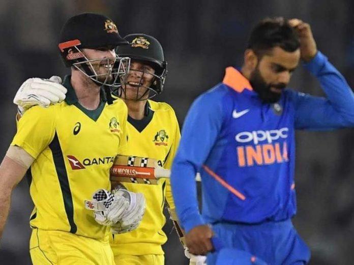 India vs Australia KreedOn