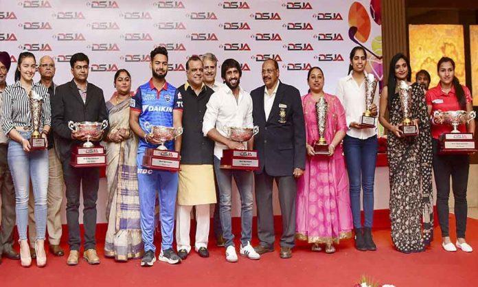 DSJA Awards 2019