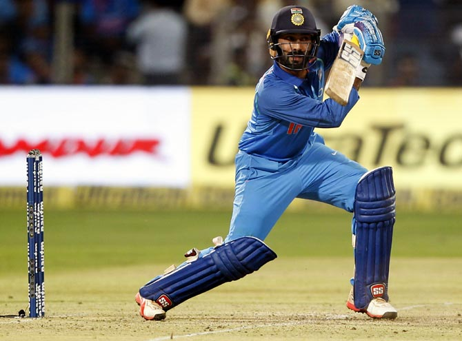 Dinesh Karthik Biography