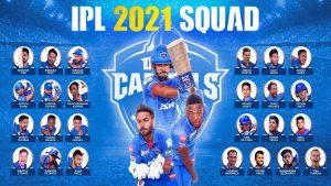 Delhi Capitals, IPL 2021, KreedOn