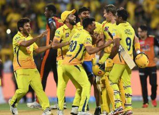 IPL T20 2019