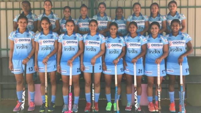 rani rampal captain indian hockey