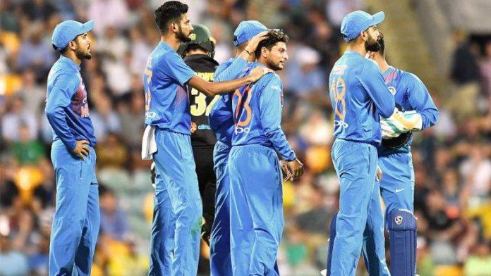 India vs Australia ODI 2019