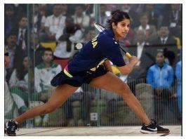 Joshna Chinappa squash