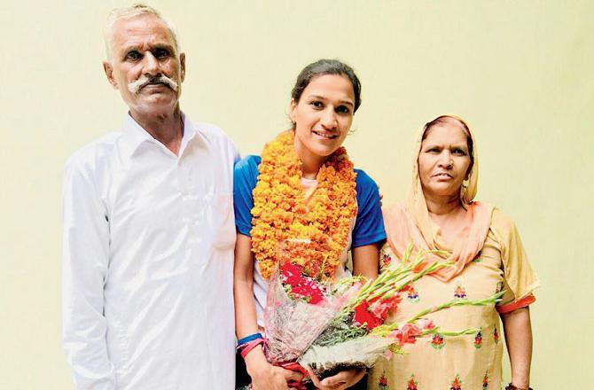 rani rampal family