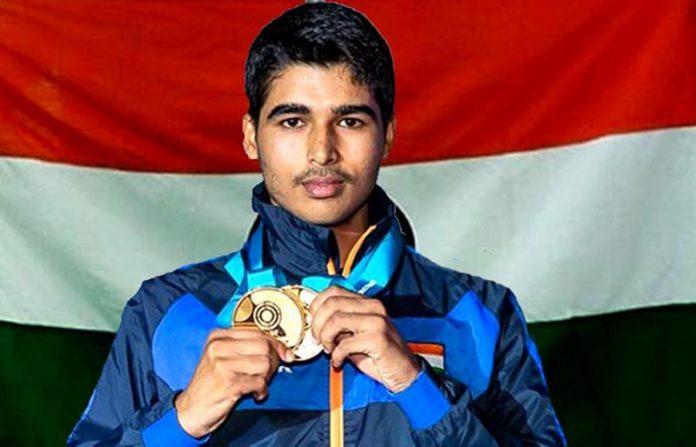 Indian Shooters Saurabh Chaudhary Biography