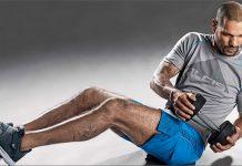 Shikhar Dhawan Workout