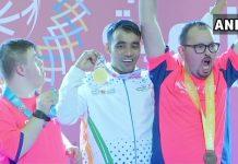 Special Olympics 2019 India