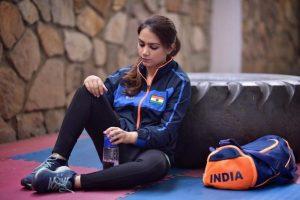 apurvi chandela Indian female athletes KreedOn