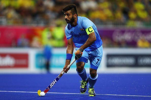 Manpreet Singh Hockey