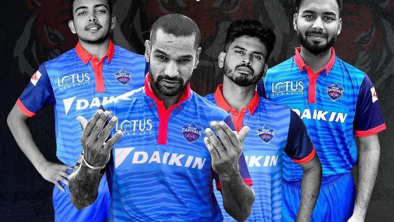 Delhi Capitals Team 2019 Dc Players List Franchise Sponsors History