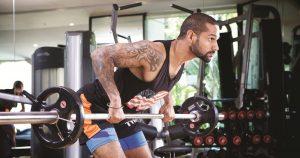 Shikhar Dhawan Diet Routine