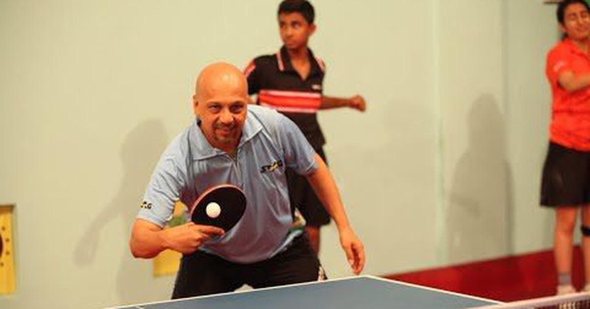 table tennis players in india Mehta KreedOn