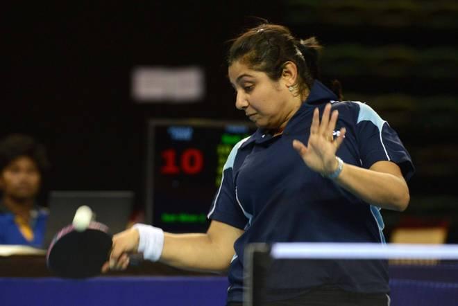 table tennis players in india Poulomi Das KreedOn