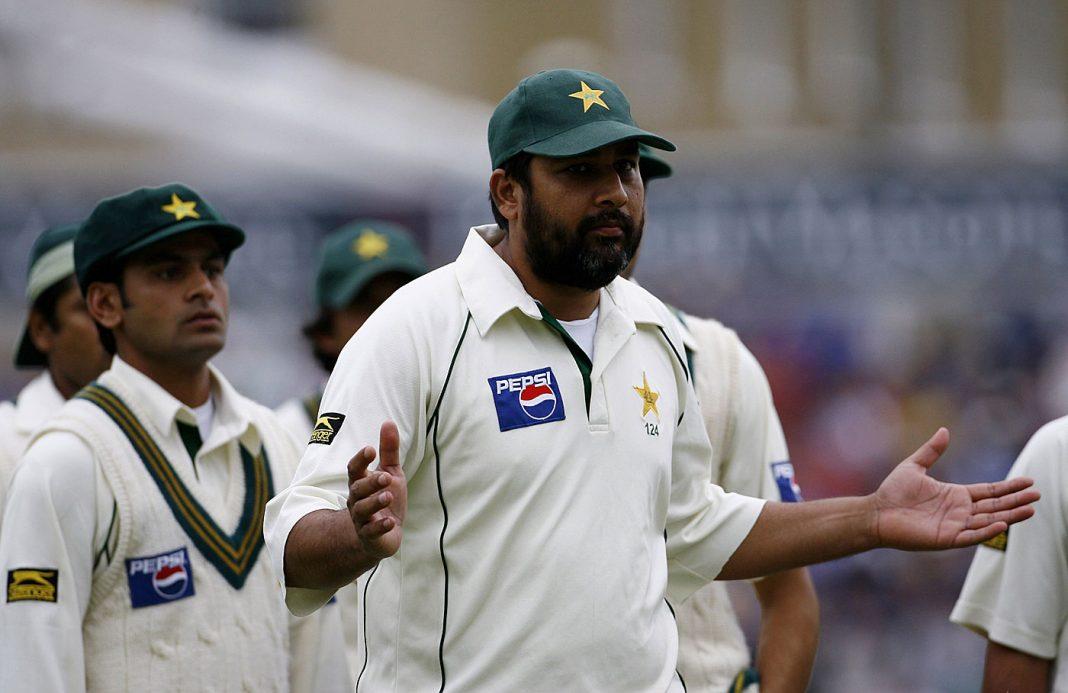 Ball Tampering Pakistan 2006