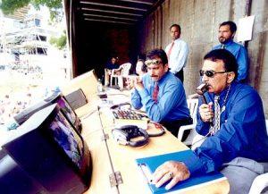 Sunil Gavaskar commentary