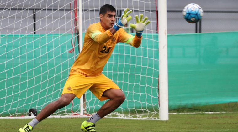 Gurpreet Singh Sandhu Biography, Age, Family, Height, Europa League