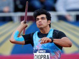 Neeraj Chopra Biography