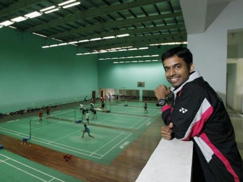 Pullela Gopichand Biography