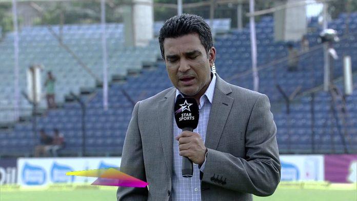 Sanjay Manjrekar commentary