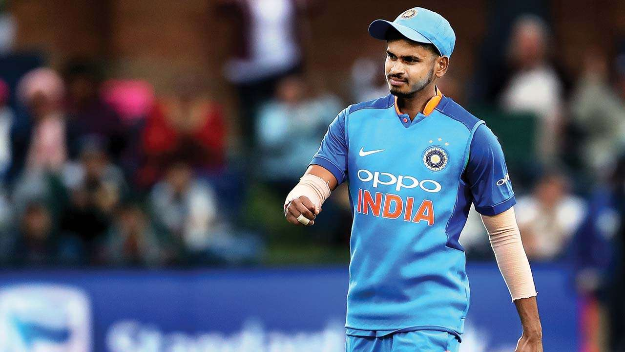 Image result for shreyas iyer