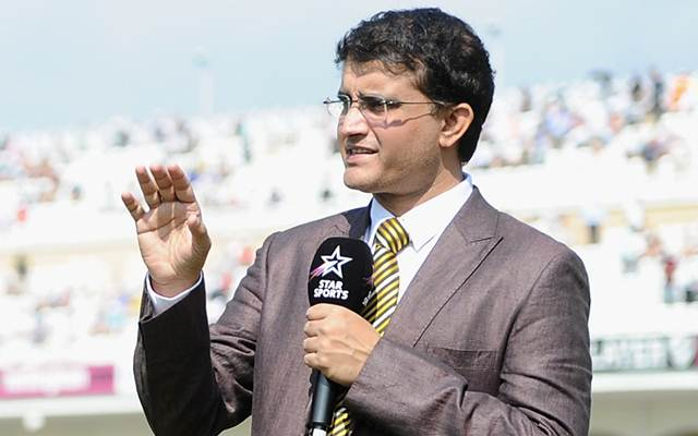 Sourav Ganguly commentary