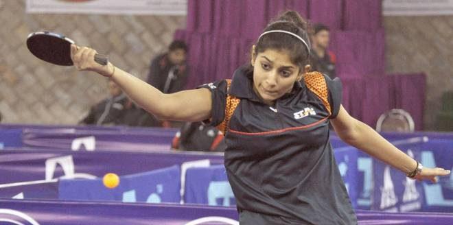 table tennis players in india Neha Agarwal KreedOn