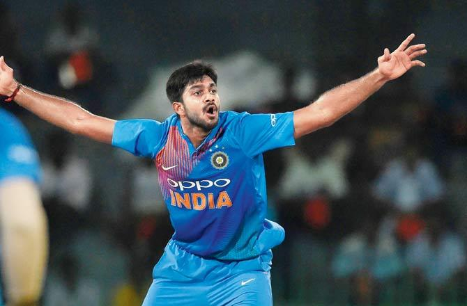 Vijay Shankar Biography