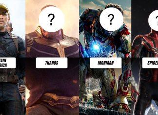 Avengers Endgame kreedOn