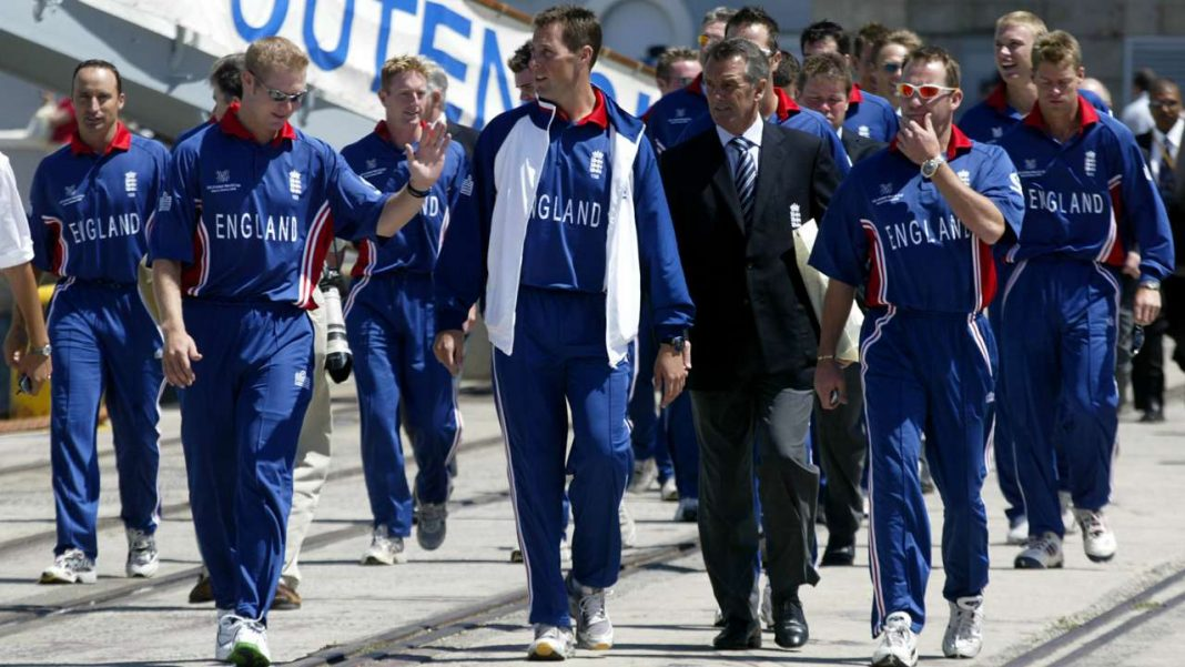 England boycotted World Cup in 2003