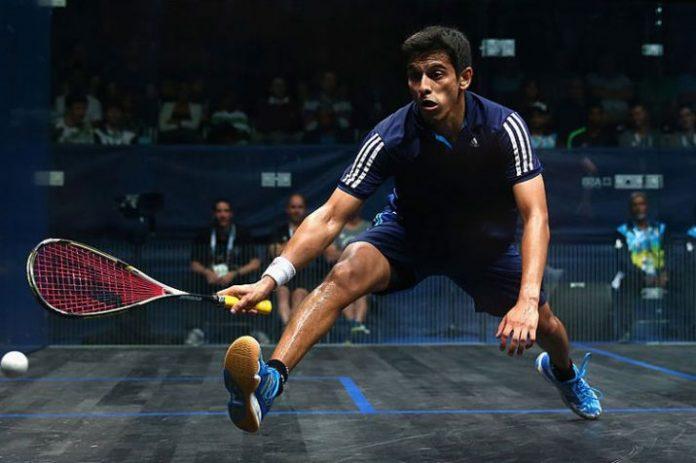 Saurav Ghosal PSA Rankings