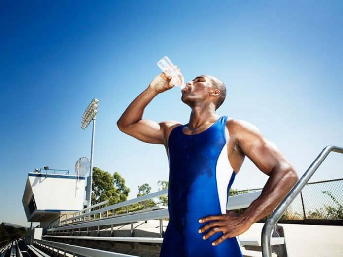 Sports drinks for athletics performance