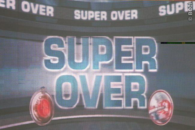 Super Overs in IPL