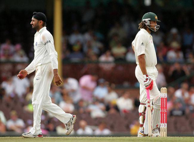 Sydney Test Harbhajan vs Symonds