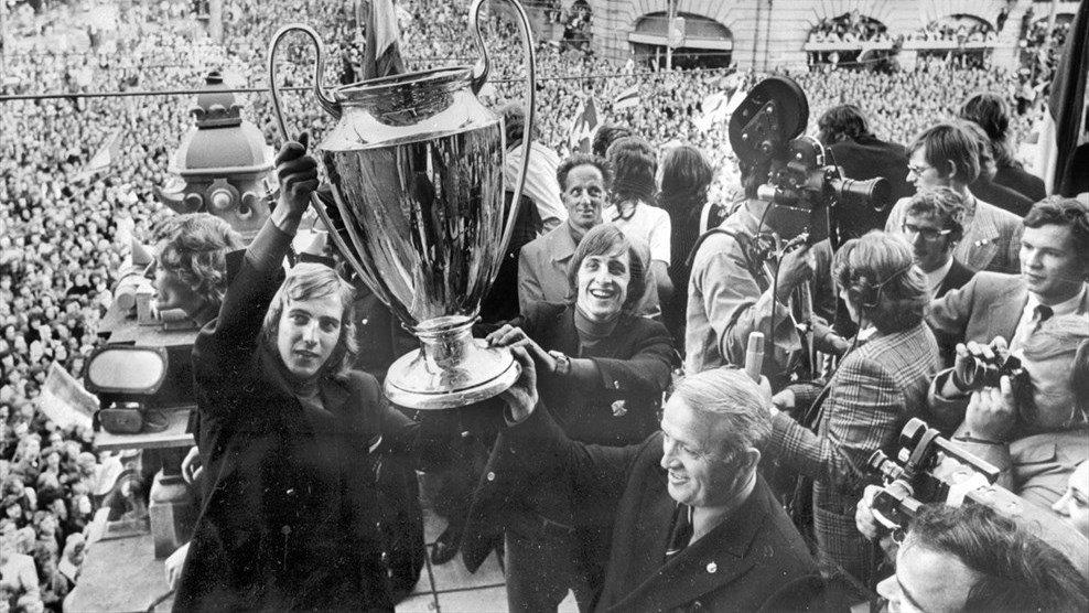Champions League winner Ajax KreedOn