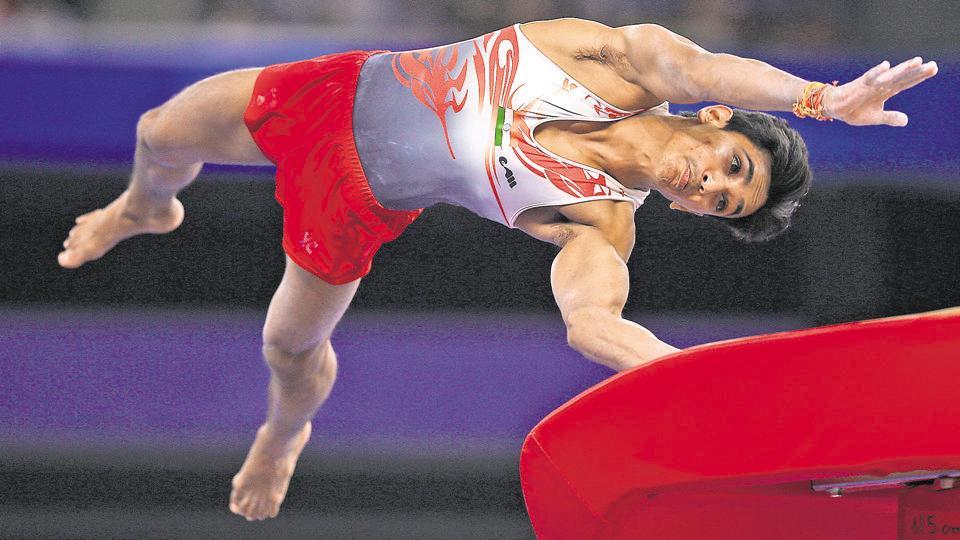 Indian gymnastics players