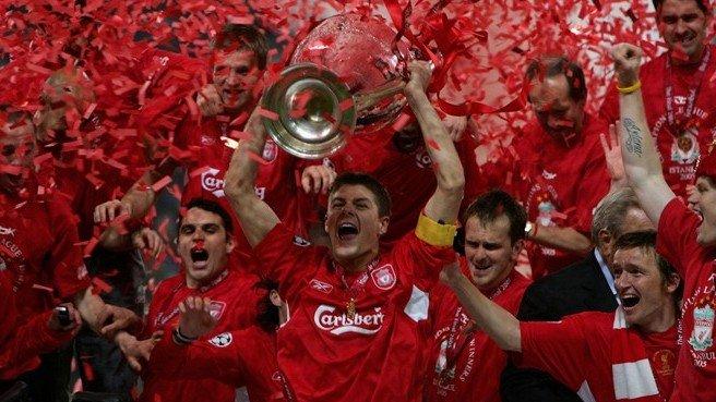 Champions League winner Liverpool KreedOn