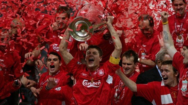 Champions League winner Liverpool KreedOn